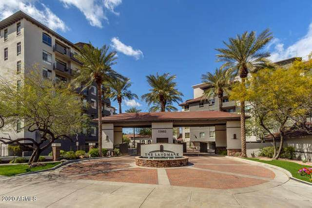 15802 N 71ST Street #401, Scottsdale, AZ 85254 (MLS #6035416) :: The W Group