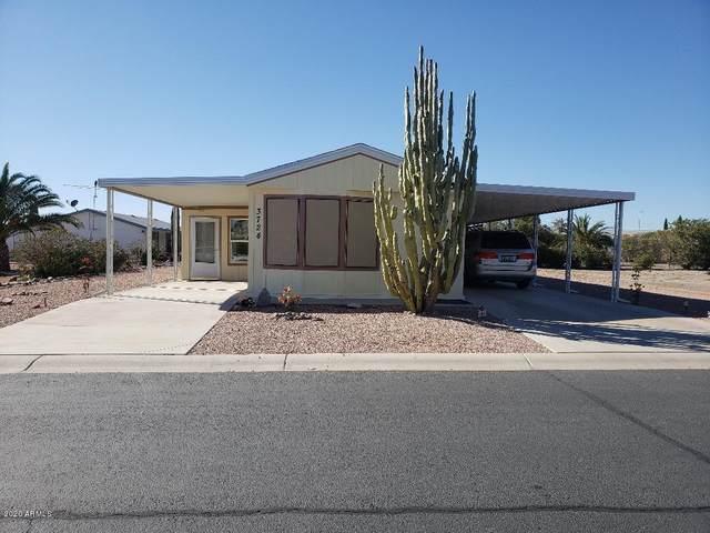 3724 N Kansas Avenue, Florence, AZ 85132 (MLS #6035417) :: Brett Tanner Home Selling Team