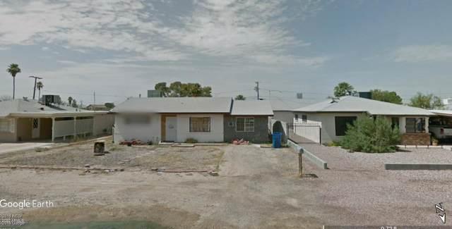 117 E 5TH Avenue, Buckeye, AZ 85326 (MLS #6035427) :: Revelation Real Estate
