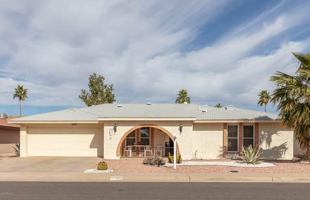 8056 E Kiva Avenue, Mesa, AZ 85209 (MLS #6035457) :: The Property Partners at eXp Realty