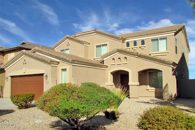 1758 W Vineyard Plains Drive, Queen Creek, AZ 85142 (MLS #6035501) :: Riddle Realty Group - Keller Williams Arizona Realty