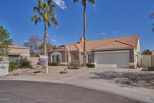 16405 S 39TH Street, Phoenix, AZ 85048 (MLS #6035526) :: Lucido Agency