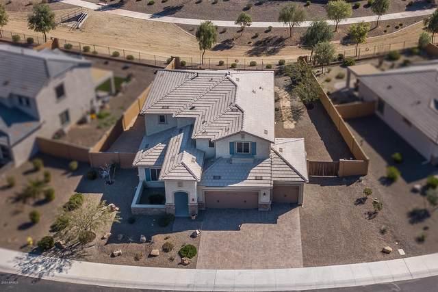 19985 N 260TH Glen, Buckeye, AZ 85396 (MLS #6035559) :: Riddle Realty Group - Keller Williams Arizona Realty