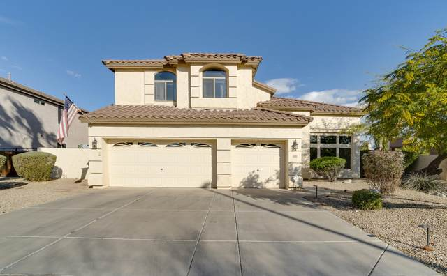 1370 E Harrison Street, Gilbert, AZ 85295 (MLS #6035564) :: The Kenny Klaus Team