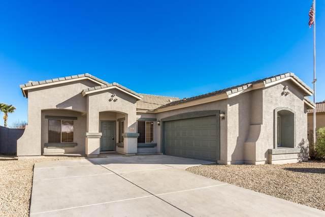 1950 N Loretta Place, Casa Grande, AZ 85122 (MLS #6035571) :: Conway Real Estate