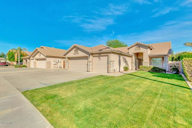 8250 W Quail Avenue, Peoria, AZ 85382 (MLS #6035584) :: The W Group