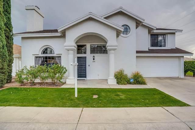 3207 E Wescott Drive, Phoenix, AZ 85050 (MLS #6035599) :: RE/MAX Excalibur
