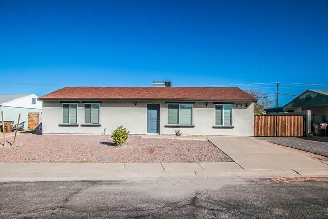 230 E Hess Avenue, Coolidge, AZ 85128 (MLS #6035615) :: Arizona Home Group
