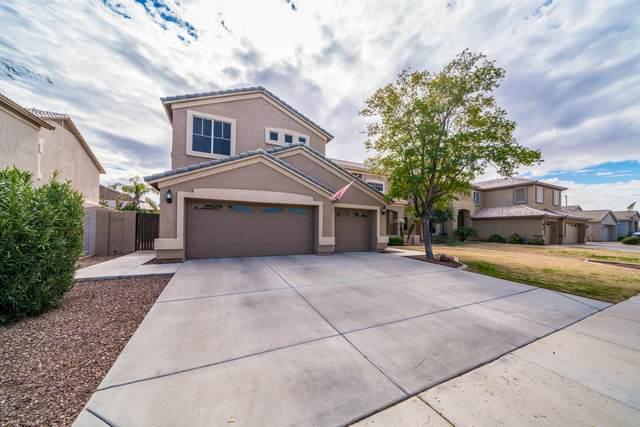869 E Oakland Street, Gilbert, AZ 85295 (MLS #6035637) :: Homehelper Consultants