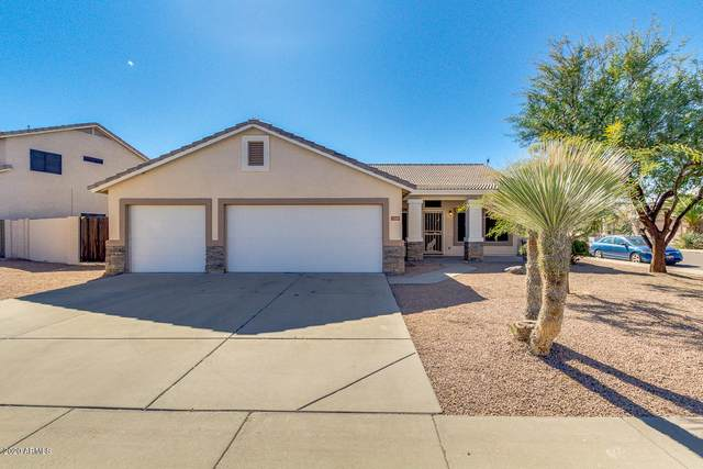 1319 E Flint Street, Chandler, AZ 85225 (MLS #6035667) :: Brett Tanner Home Selling Team