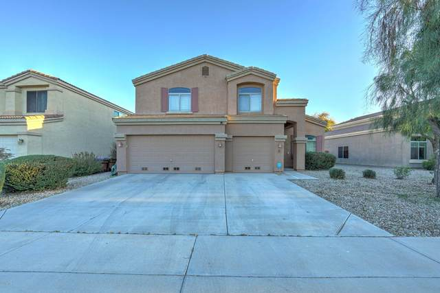 3504 W Tanner Ranch Road, Queen Creek, AZ 85142 (MLS #6035669) :: The Kenny Klaus Team