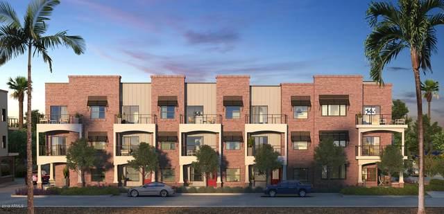 475 N 9th Street #115, Phoenix, AZ 85006 (MLS #6035688) :: Riddle Realty Group - Keller Williams Arizona Realty