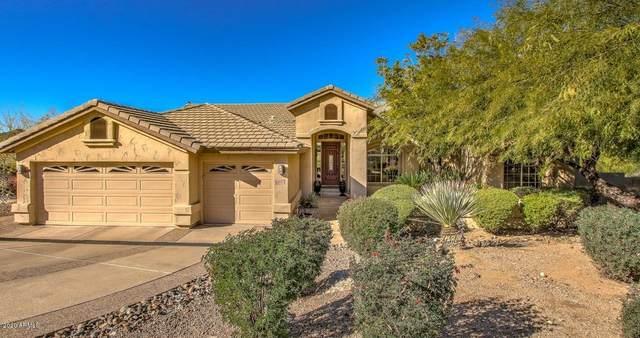 1602 E Ludlow Drive, Phoenix, AZ 85022 (MLS #6035689) :: Brett Tanner Home Selling Team