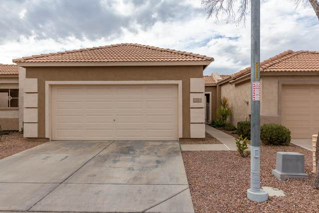 72 S Valencia Place, Chandler, AZ 85226 (MLS #6035700) :: Conway Real Estate