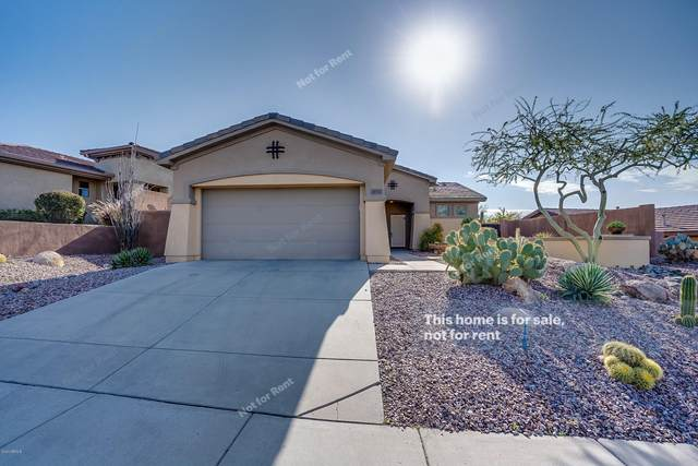 41921 N Crooked Stick Road, Anthem, AZ 85086 (MLS #6035731) :: Lucido Agency