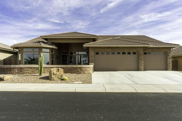 2763 S Copperwood, Mesa, AZ 85209 (MLS #6035754) :: Howe Realty