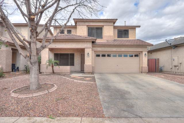 21412 N Sunset Drive, Maricopa, AZ 85139 (MLS #6035764) :: Conway Real Estate