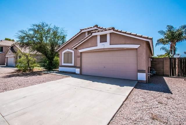 1442 S Palomino Creek Drive, Gilbert, AZ 85296 (MLS #6035766) :: The Property Partners at eXp Realty