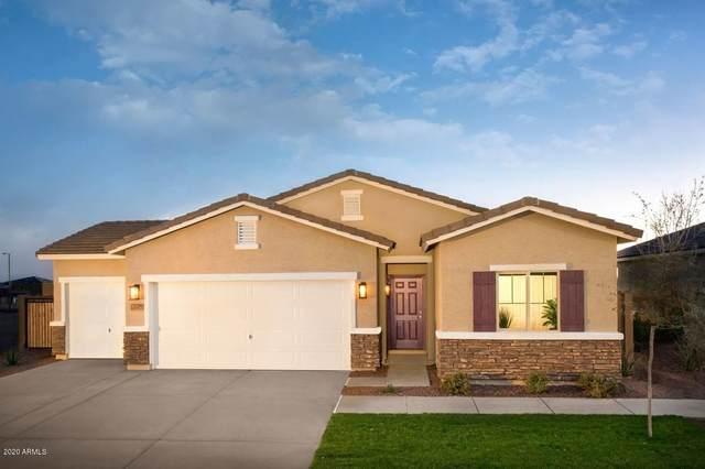 493 E Kona Drive, Casa Grande, AZ 85122 (MLS #6035768) :: The W Group