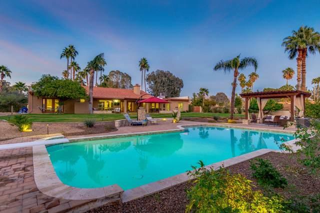 8313 E Davenport Drive, Scottsdale, AZ 85260 (MLS #6035786) :: Revelation Real Estate