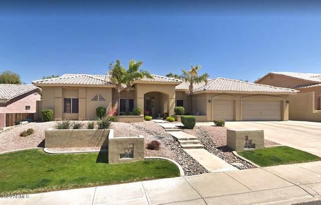 15839 N 16th Street, Phoenix, AZ 85022 (MLS #6035818) :: Brett Tanner Home Selling Team