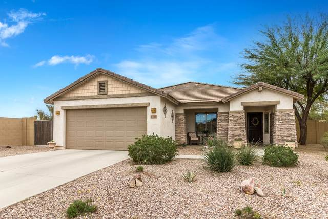1337 E Rocio Court, Casa Grande, AZ 85122 (MLS #6035827) :: Brett Tanner Home Selling Team