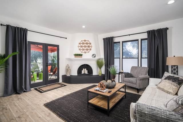 5200 S Lakeshore Drive #205, Tempe, AZ 85283 (MLS #6035847) :: Arizona 1 Real Estate Team