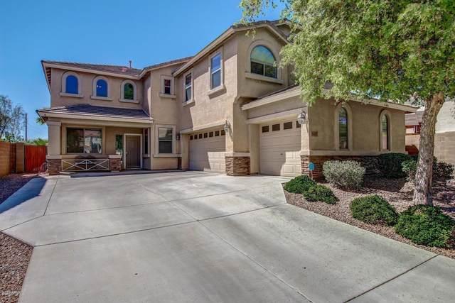 34392 N Vidlak Drive, San Tan Valley, AZ 85143 (MLS #6035881) :: Conway Real Estate