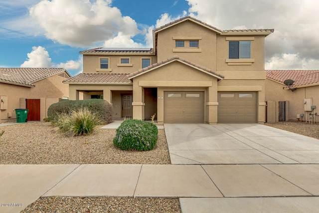 209 S 165TH Drive, Goodyear, AZ 85338 (MLS #6035894) :: Nate Martinez Team