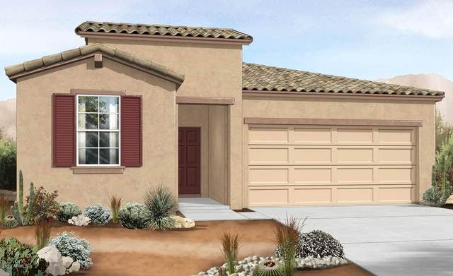 1534 E Prickly Pear Place, Casa Grande, AZ 85122 (MLS #6035970) :: The Garcia Group