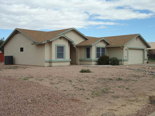 9520 W Raven Drive, Arizona City, AZ 85123 (MLS #6036005) :: Dave Fernandez Team | HomeSmart