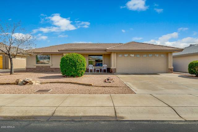 2441 S Copperwood, Mesa, AZ 85209 (MLS #6036022) :: Riddle Realty Group - Keller Williams Arizona Realty