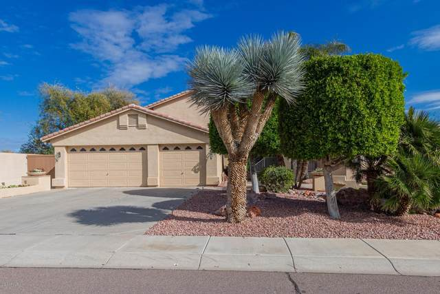 21737 N 88TH Lane, Peoria, AZ 85382 (MLS #6036033) :: The Laughton Team