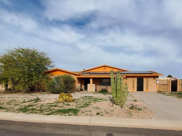 14122 S Vera Cruz Road, Arizona City, AZ 85123 (MLS #6036061) :: Revelation Real Estate