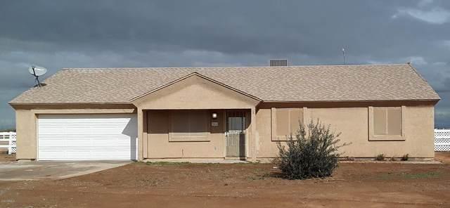 3016 E Paloma Road, Eloy, AZ 85131 (MLS #6036064) :: Brett Tanner Home Selling Team