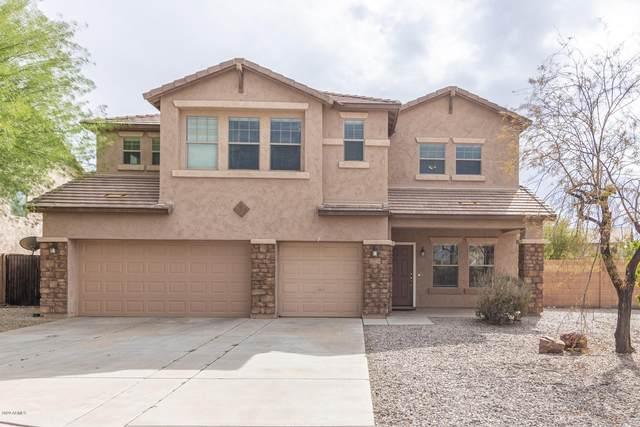 4187 N 298TH Lane, Buckeye, AZ 85396 (MLS #6036068) :: Brett Tanner Home Selling Team