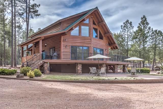 1046 W Old Pine Trail, Payson, AZ 85541 (MLS #6036077) :: Riddle Realty Group - Keller Williams Arizona Realty