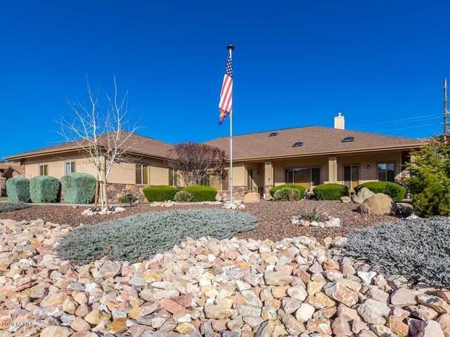 4703 Sharp Shooter Way, Prescott, AZ 86301 (MLS #6036085) :: The W Group