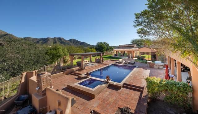 12079 N 133RD Way, Scottsdale, AZ 85259 (MLS #6036105) :: Conway Real Estate