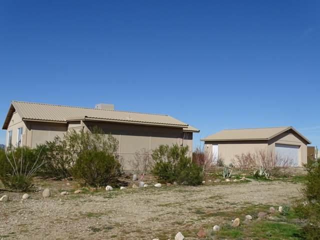 37824 N 251ST Avenue, Morristown, AZ 85342 (MLS #6036127) :: Riddle Realty Group - Keller Williams Arizona Realty