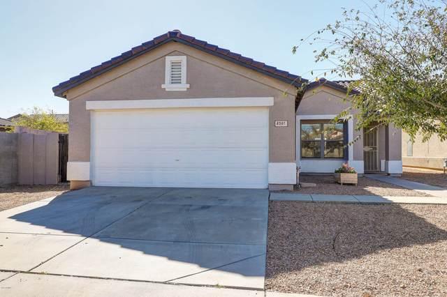 8561 E Desert Lane, Mesa, AZ 85209 (MLS #6036137) :: Conway Real Estate