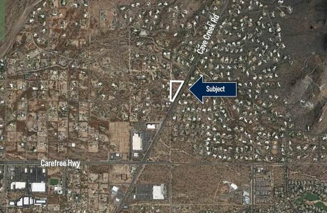000 N Cave Creek Road, Carefree, AZ 85377 (MLS #6036152) :: The Mahoney Group