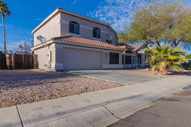 13214 W Fargo Drive, Surprise, AZ 85374 (MLS #6036158) :: Conway Real Estate