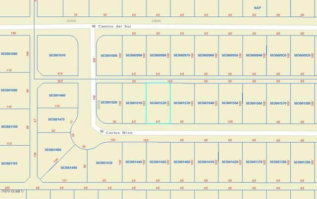0001 W Cactus Wren Street, Casa Grande, AZ 85193 (MLS #6036170) :: Conway Real Estate