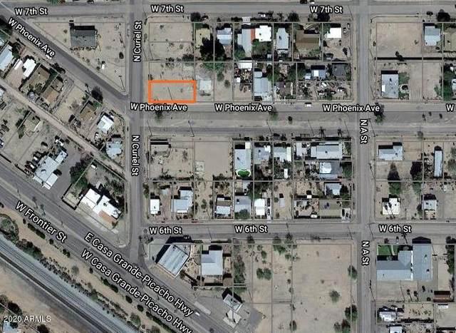 609 N Curiel Street, Eloy, AZ 85131 (MLS #6036184) :: Brett Tanner Home Selling Team
