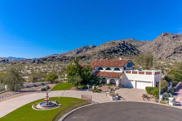 11816 S Montezuma Court, Phoenix, AZ 85044 (MLS #6036195) :: Riddle Realty Group - Keller Williams Arizona Realty