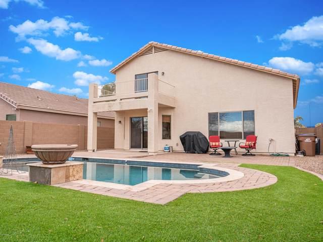 2542 E Silversmith Trail, San Tan Valley, AZ 85143 (MLS #6036197) :: Conway Real Estate
