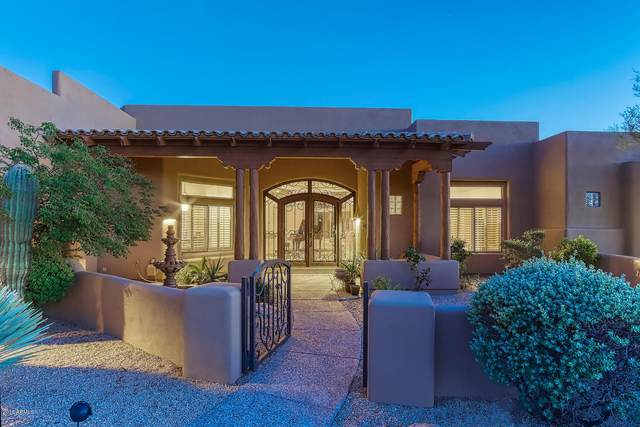 7565 E Tranquil Place, Carefree, AZ 85377 (MLS #6036204) :: Lux Home Group at  Keller Williams Realty Phoenix