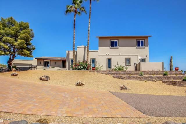 16348 E Glenbrook Boulevard, Fountain Hills, AZ 85268 (MLS #6036277) :: Riddle Realty Group - Keller Williams Arizona Realty