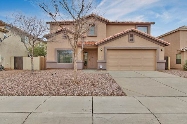 1866 N Desert Willow Street, Casa Grande, AZ 85122 (MLS #6036290) :: Conway Real Estate
